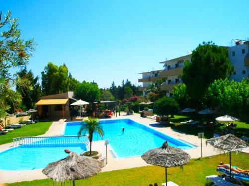 Last minute Grecja Rodos, Achousa Hotel Apartments