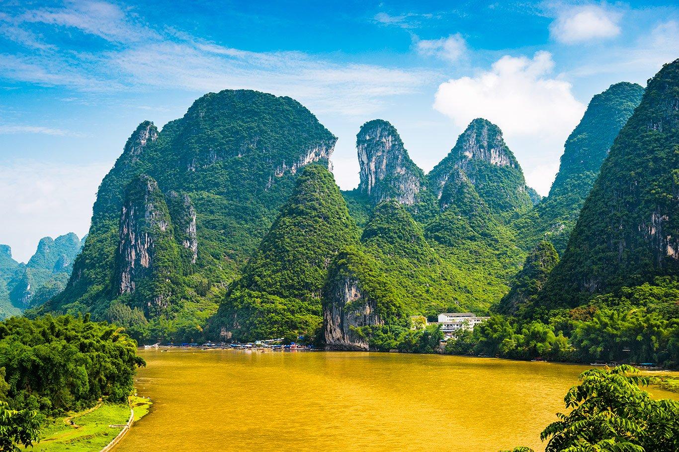 Wyprawa na południe Chin Chiny Wyc. objazdowe