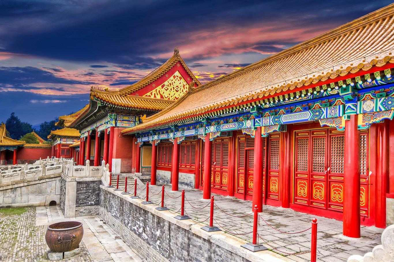 Chiny w pigułce Chiny Wyc. objazdowe