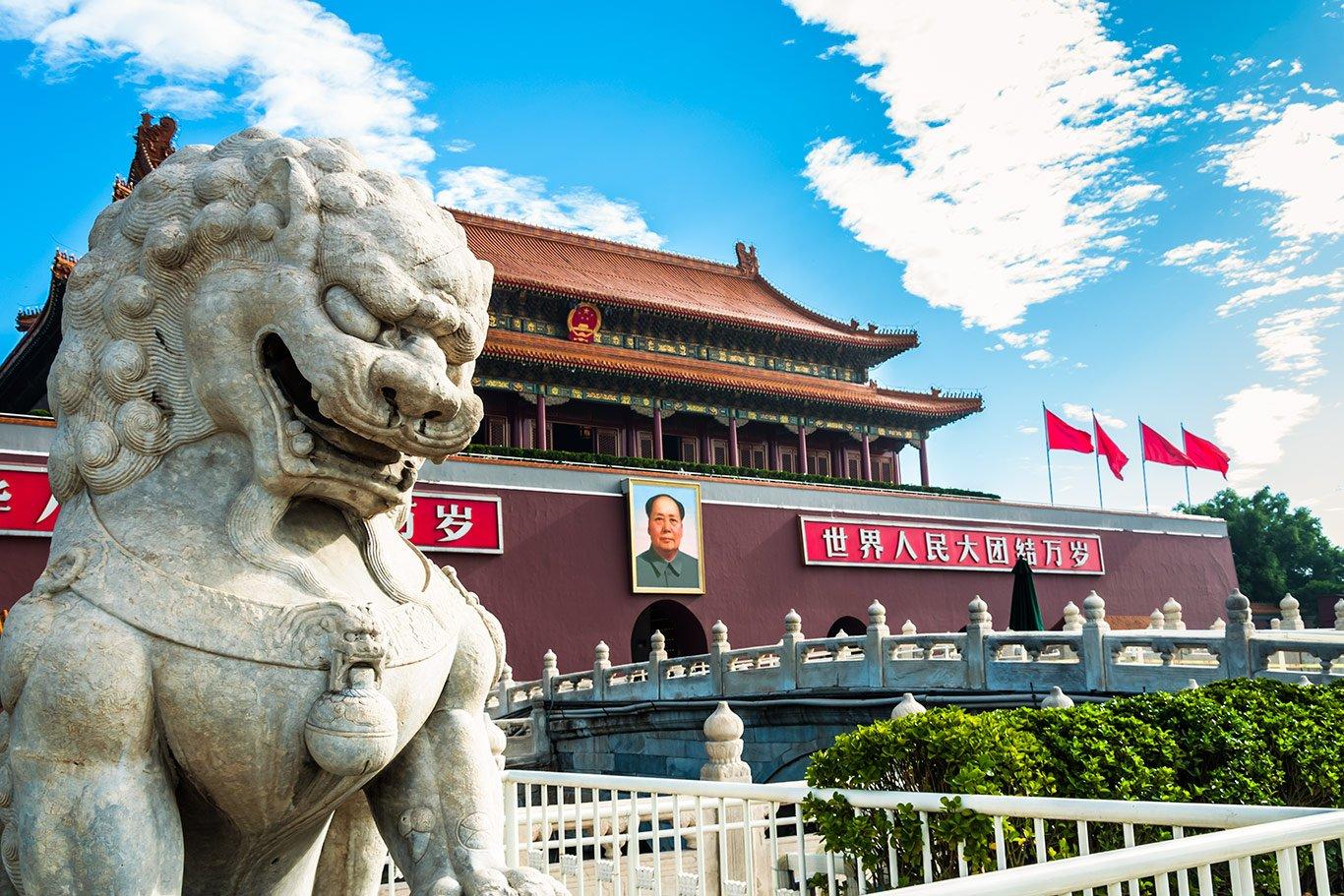 Chiny i Tajlandia Chiny Wyc. objazdowe