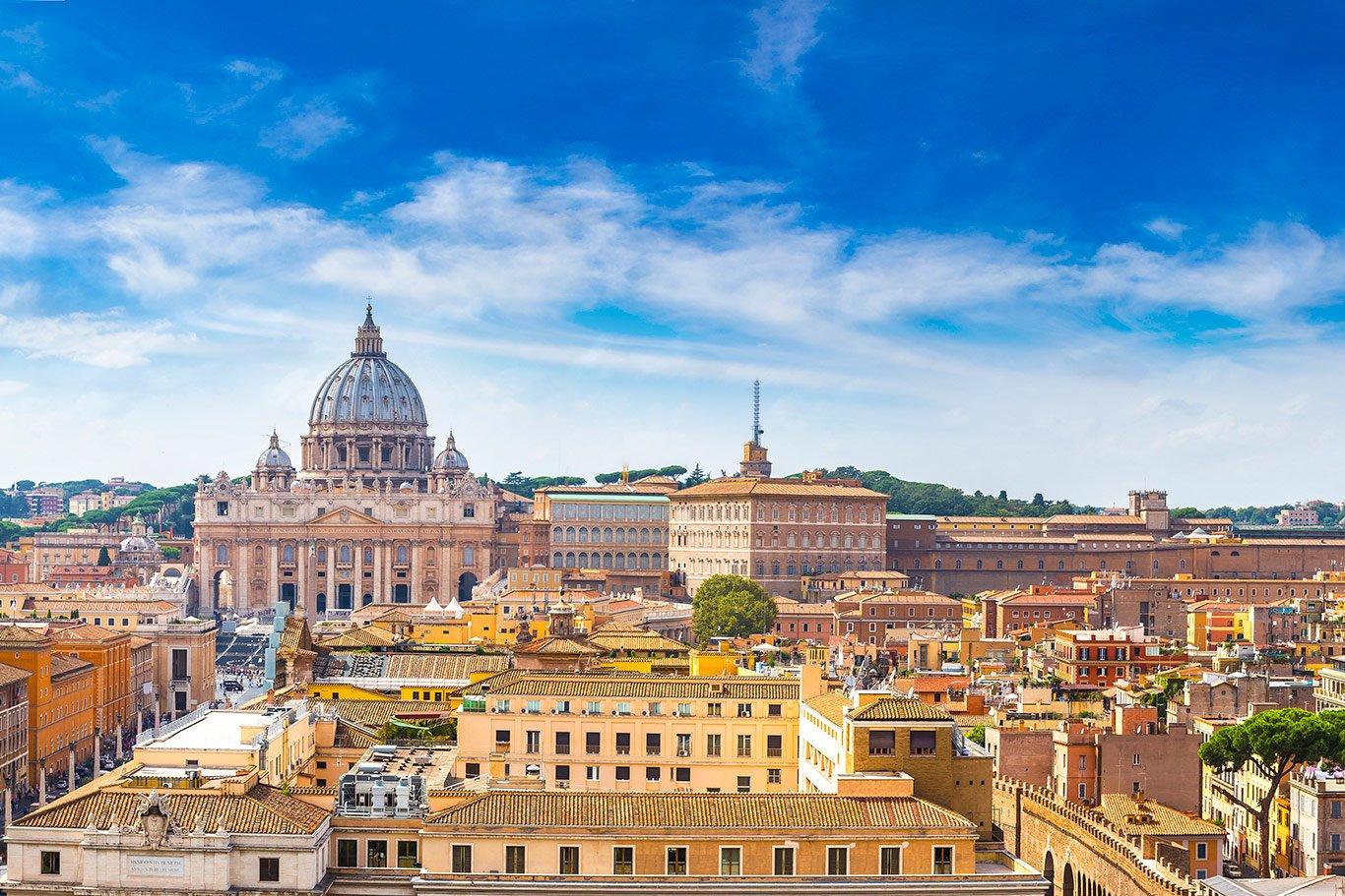 Rzym i Watykan ****