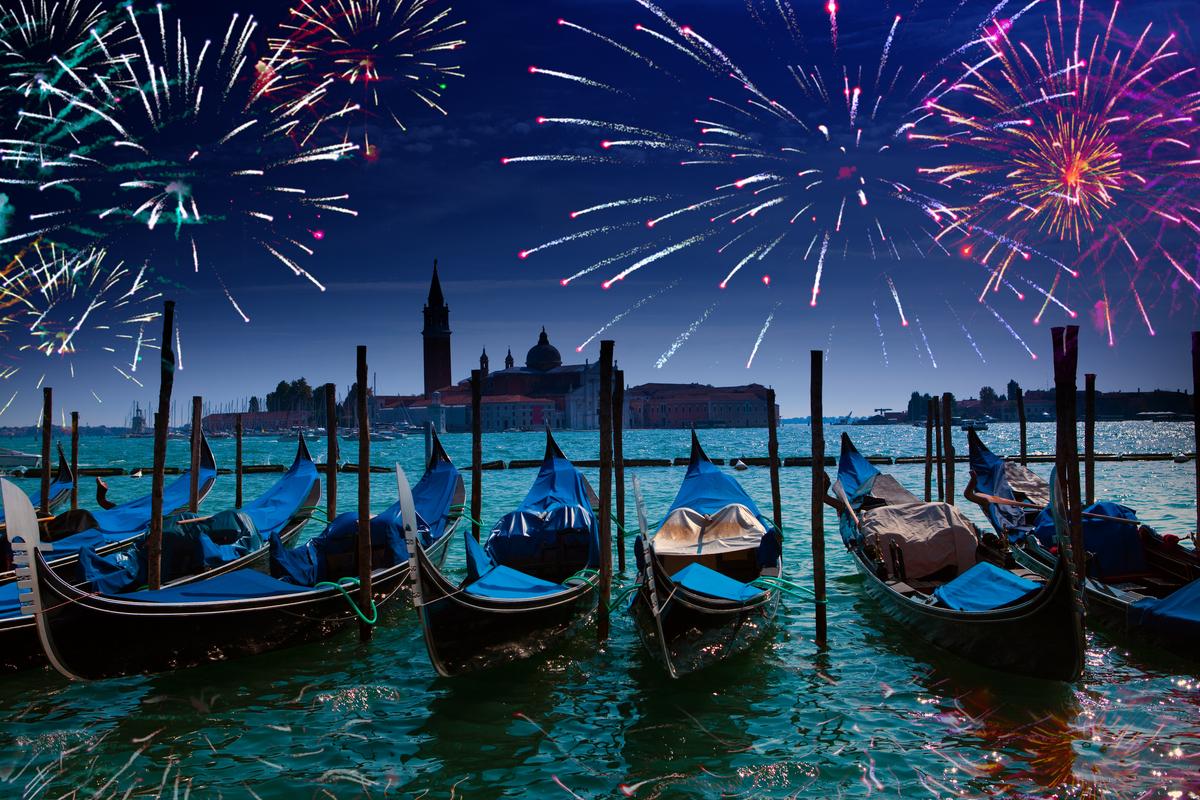 Wyjazdy weekendowe/Sylwester w Wenecji