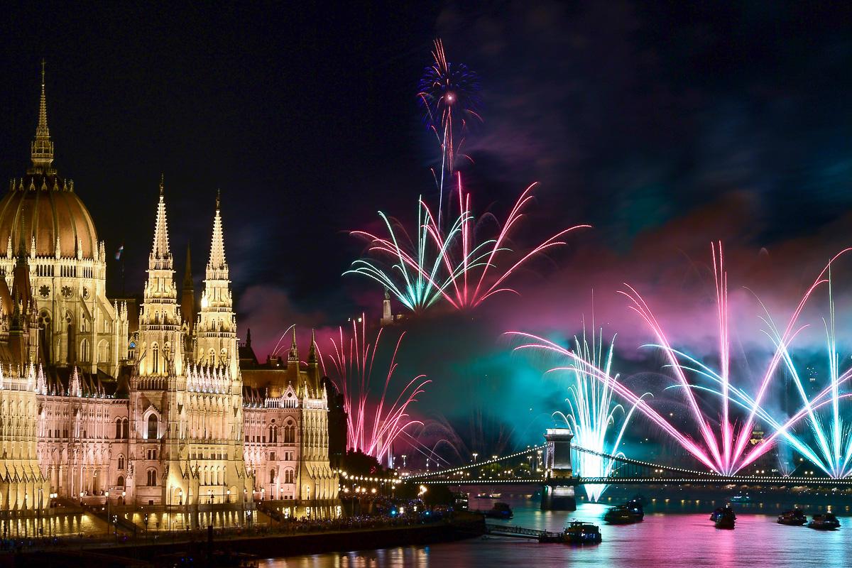 Wyjazdy weekendowe/Sylwester w Budapeszcie