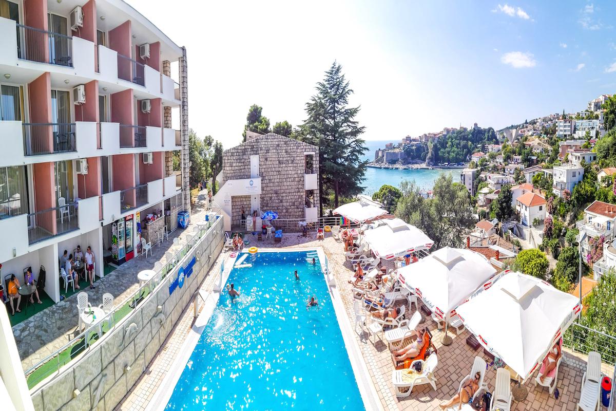 Hotel Mediteran - 12