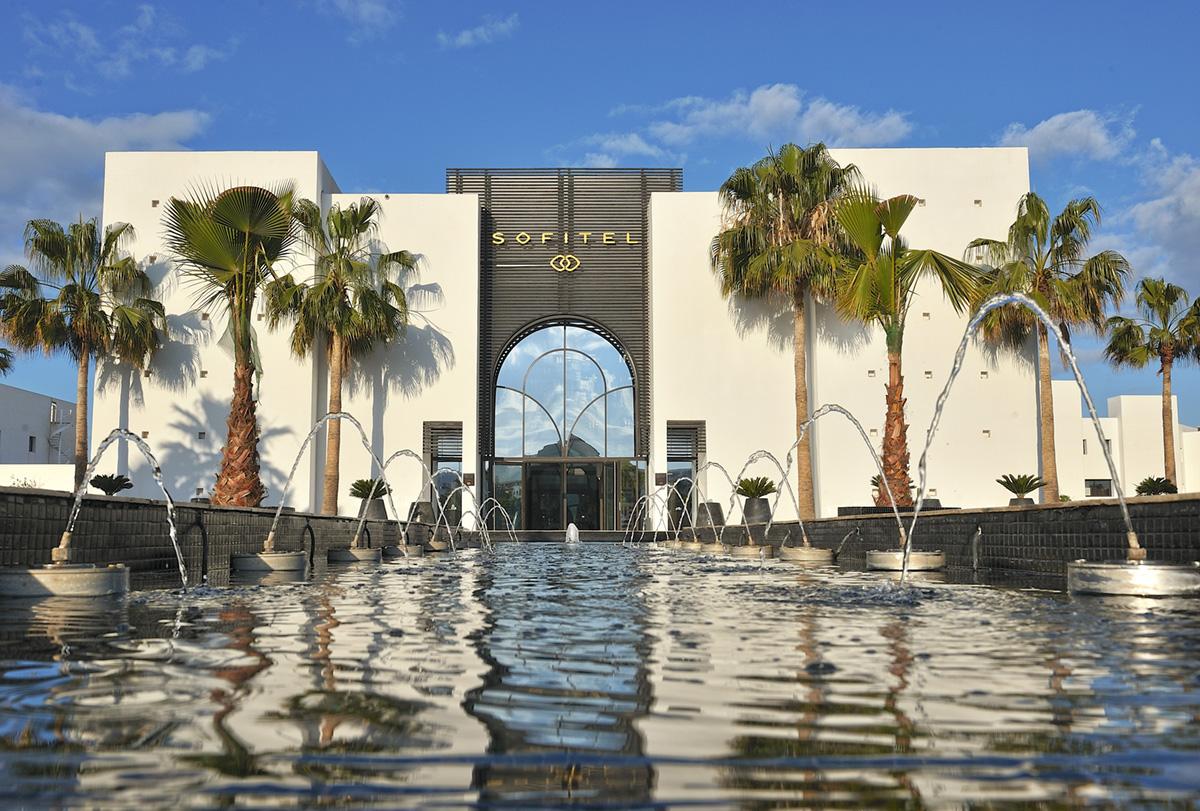 Hotel Sea & Spa Sofitel Agadir Thalassa