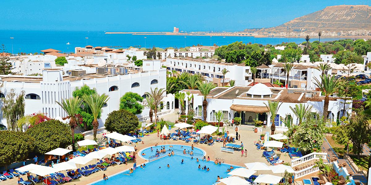 Last minute Maroko Agadir, Hotel Le Tivoli