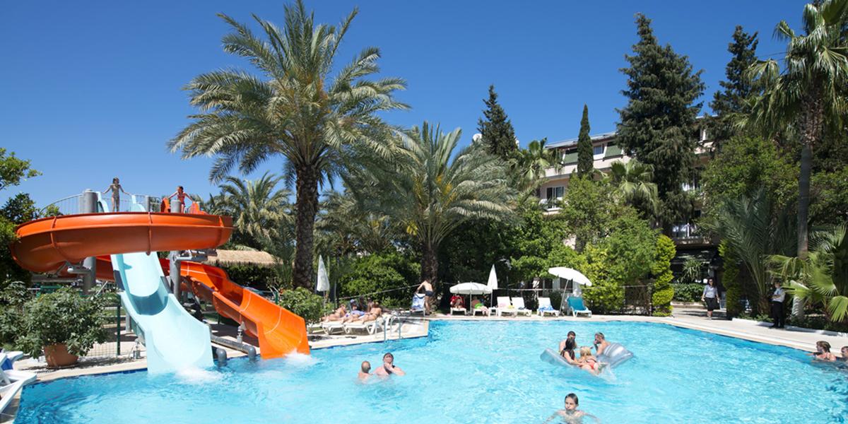 Hotel Asdem Park