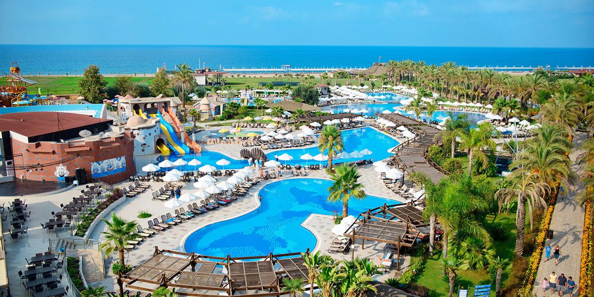 hotel Lti Serra Resort
