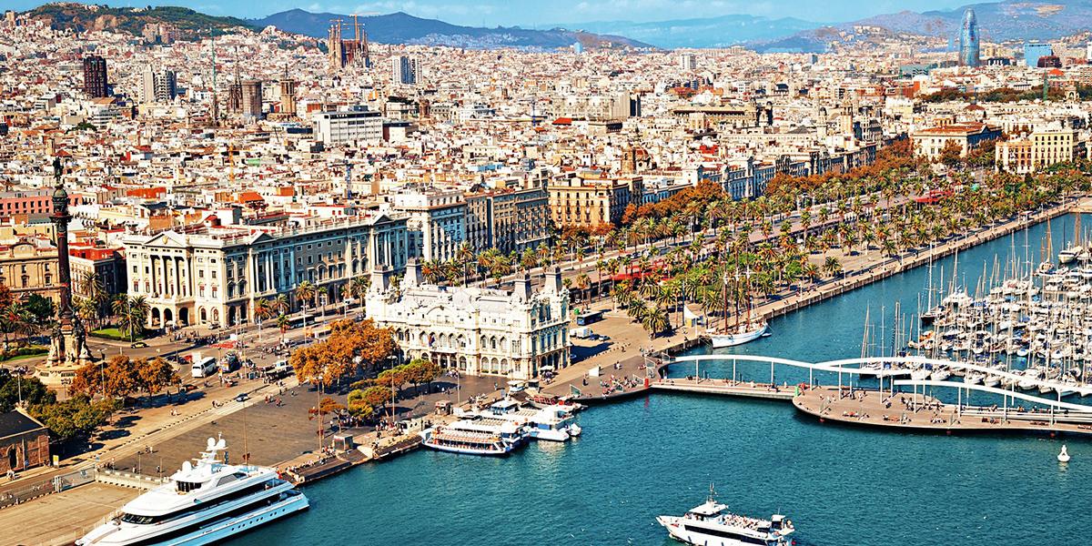 wycieczka objazdowa Cała Ona, Barcelona!