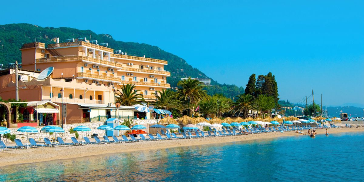 Hotel Potamaki Beach