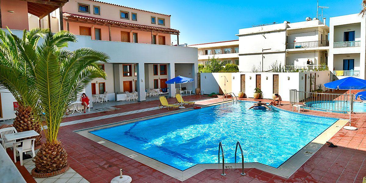 hotel Flisvos Beach
