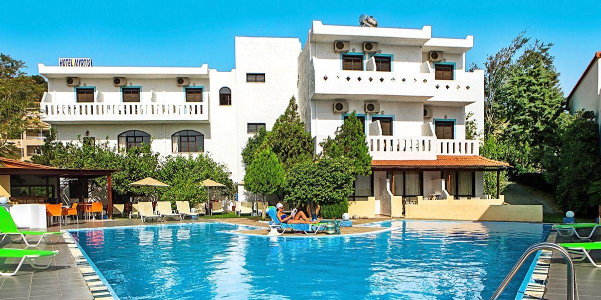 hotel Myrtis