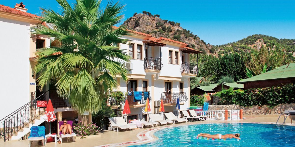 hotel Karbel Beach