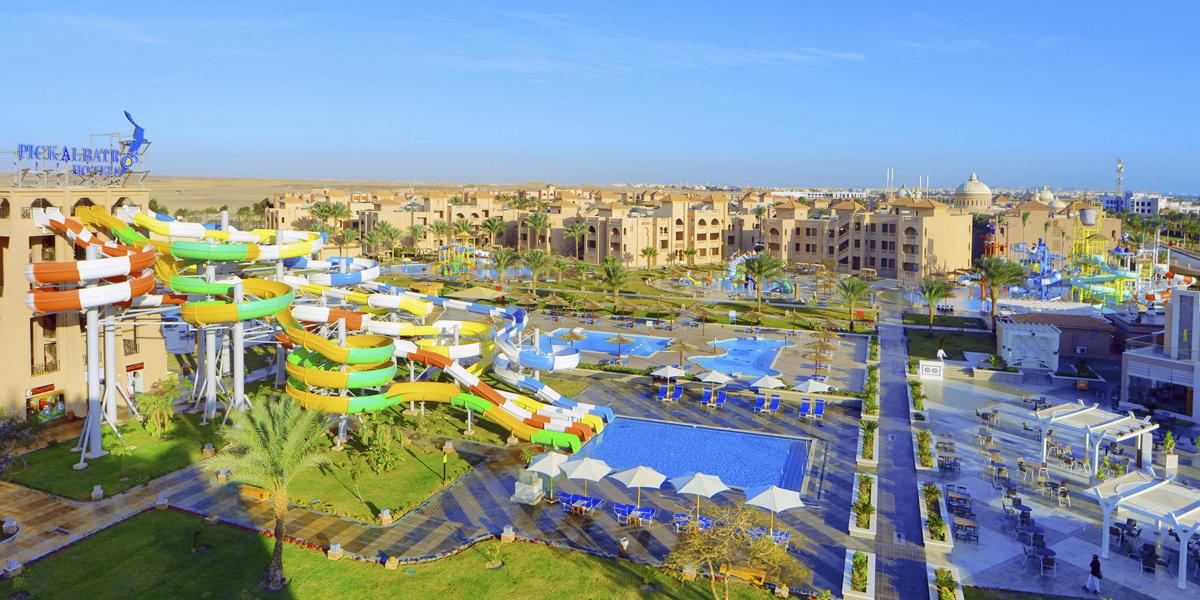 hotel Beach Albatros Garden