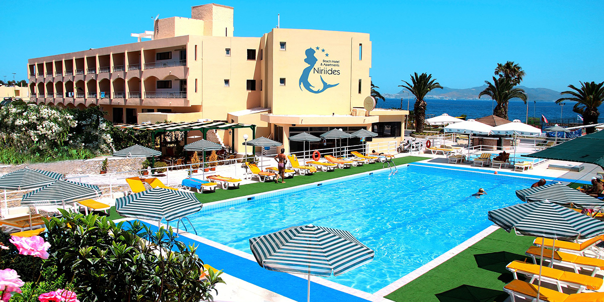 hotel Niriides Beach & Bungalows