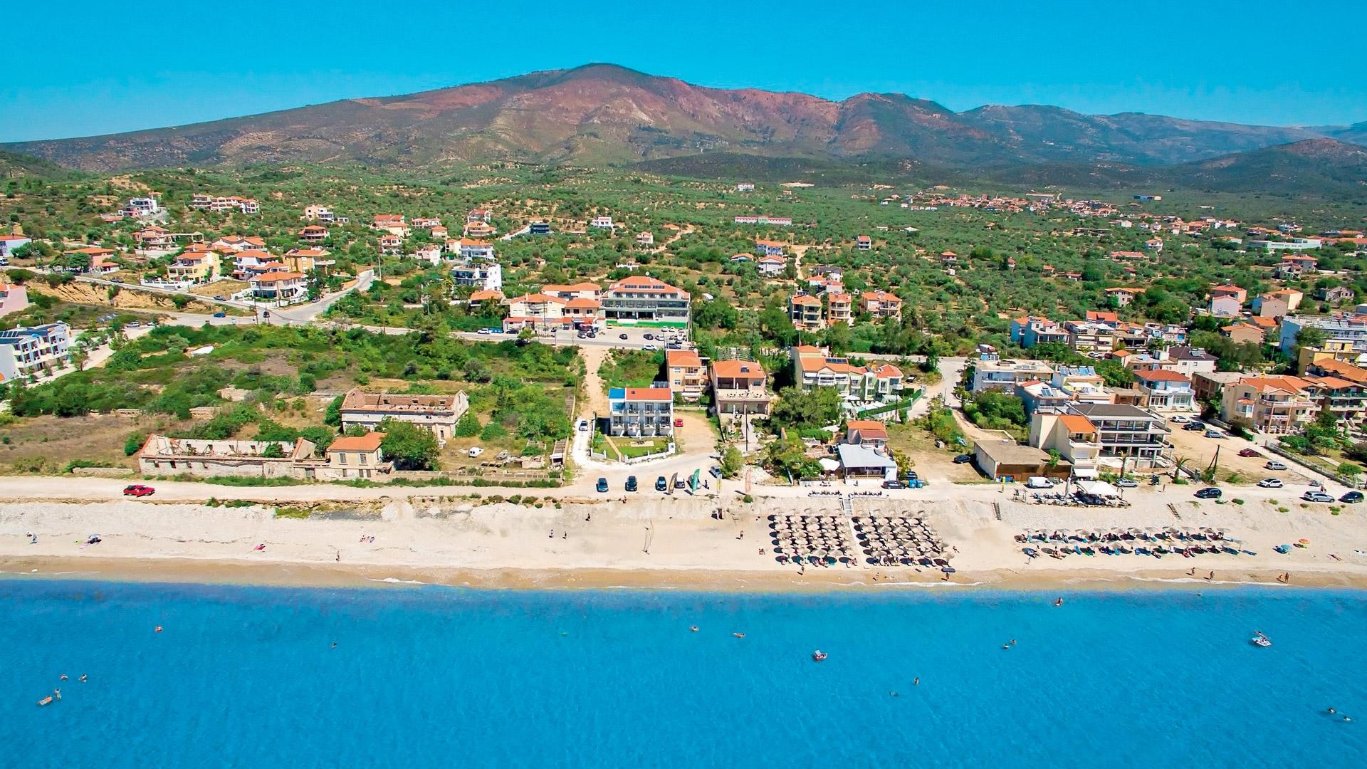 The Dome Luxury Grecja Thassos