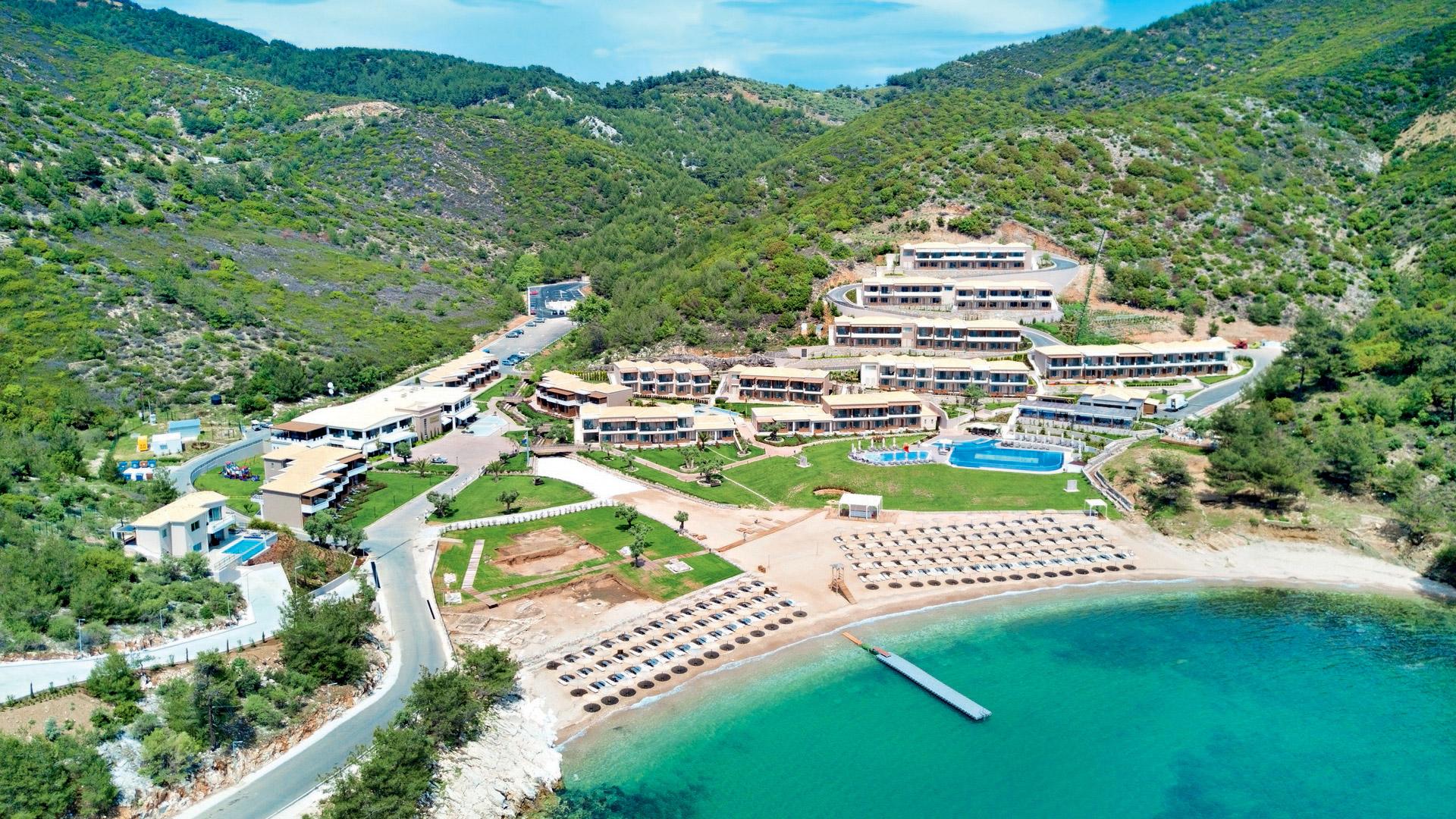 Thassos Grand Resort Grecja Thassos