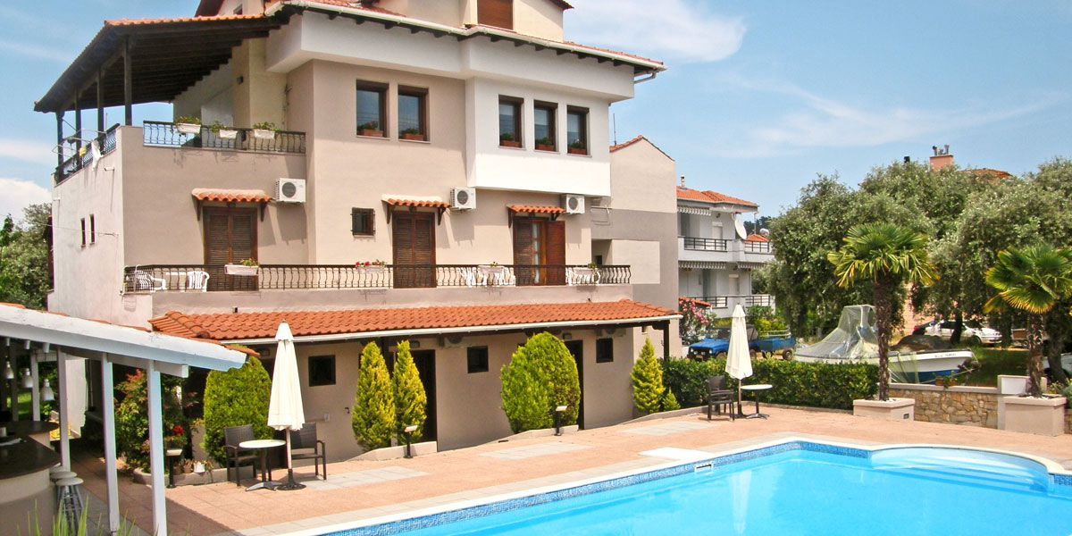 hotel Villa Lina