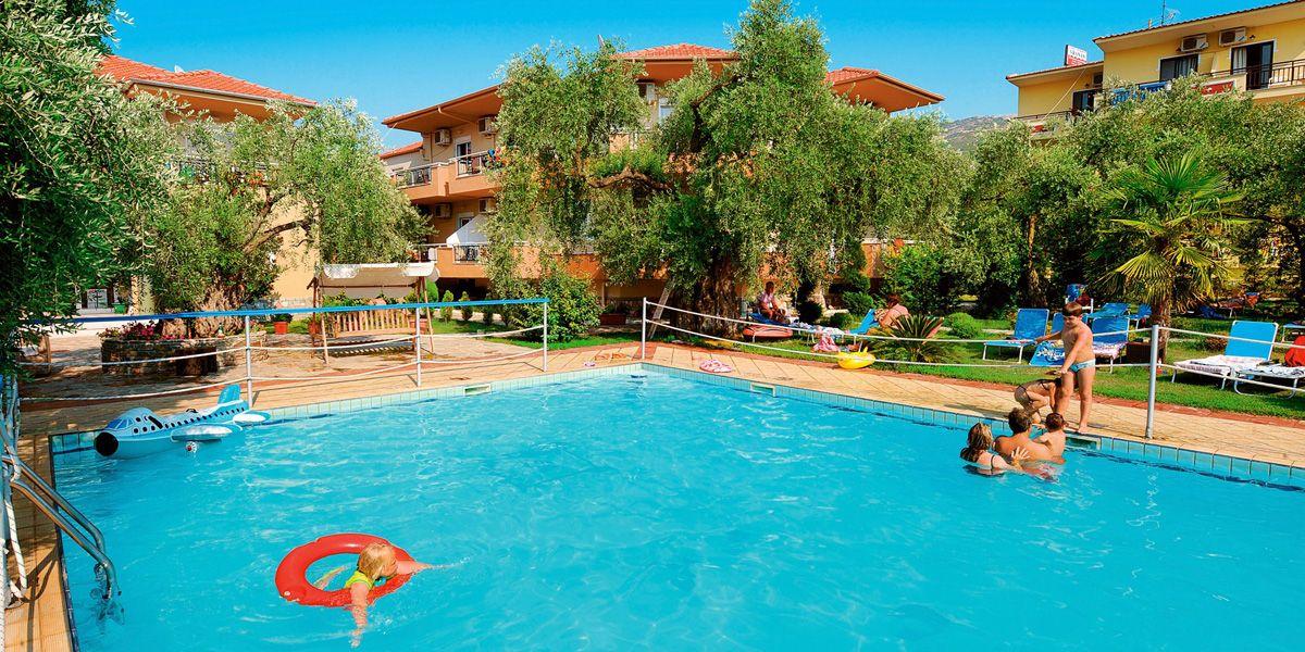 hotel Villa Vranas