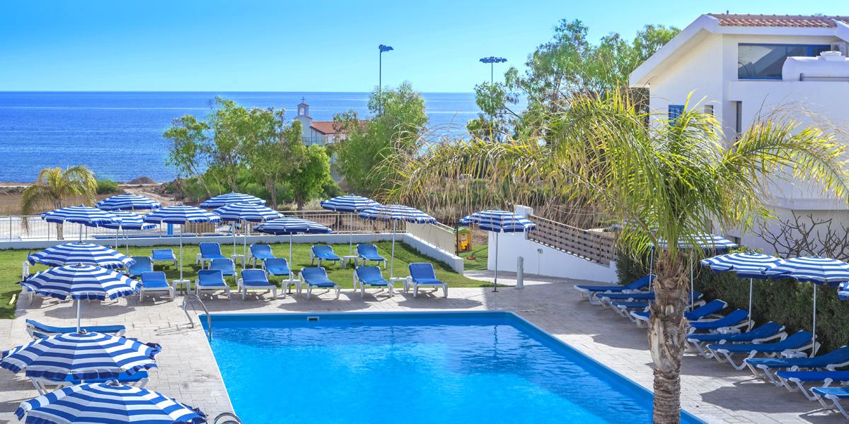 Iris Beach Cypr Ayia Napa