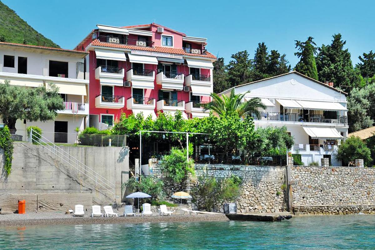 Last minute Grecja Lefkada, Hotel Logan's Beach