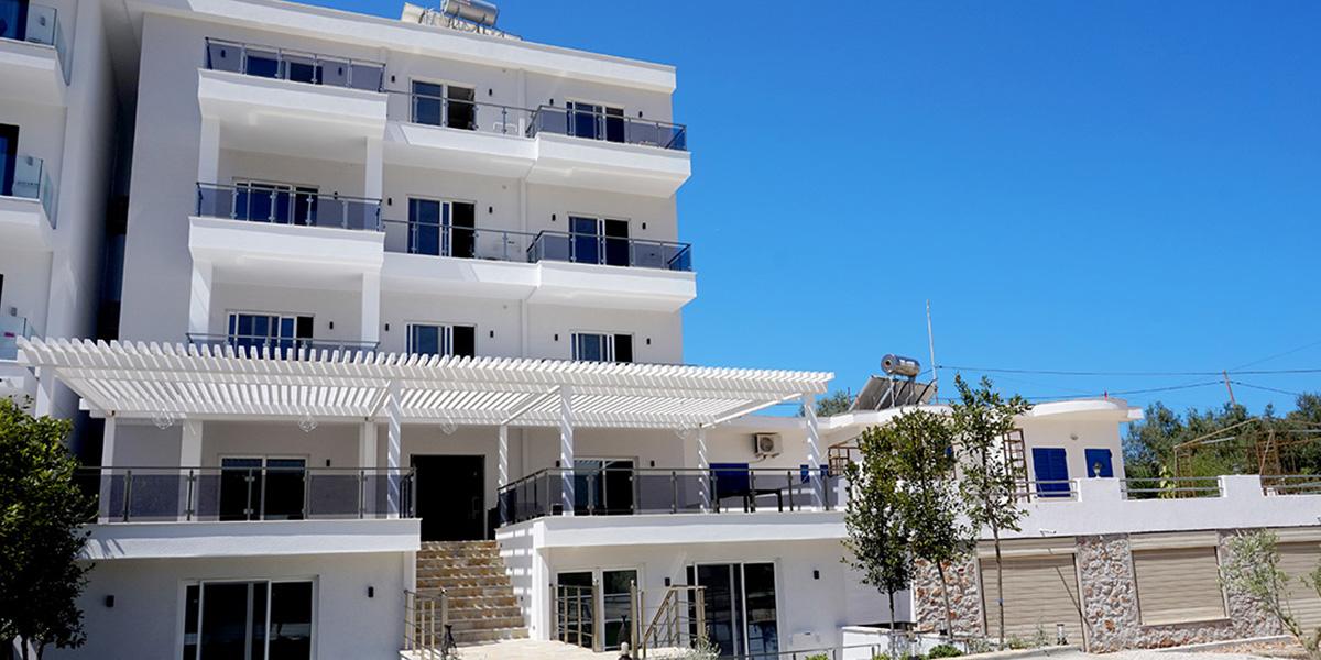 Mare (Ksamil) Albania Wybrzeże Jońskie