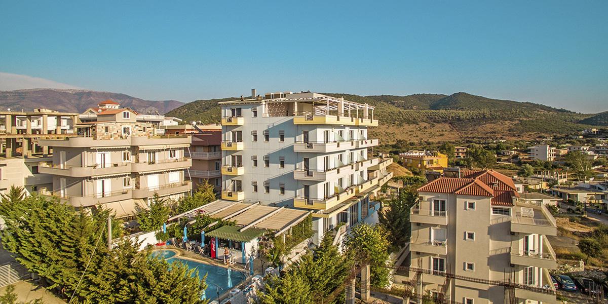 6 Milje Albania Wybrzeże Jońskie