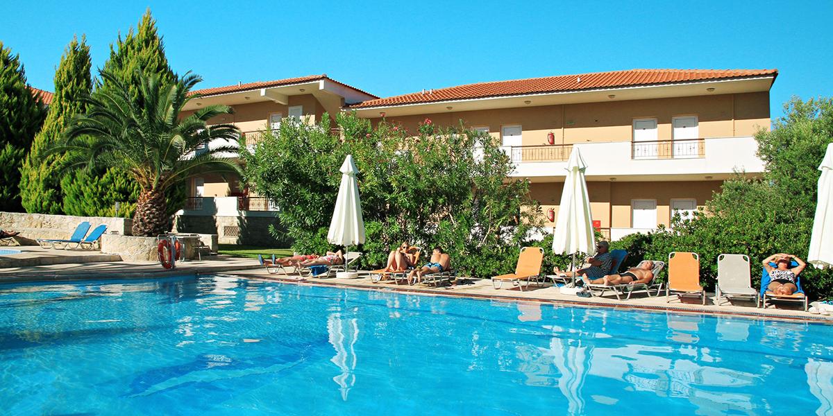 Hotel Kriopigi Paradise