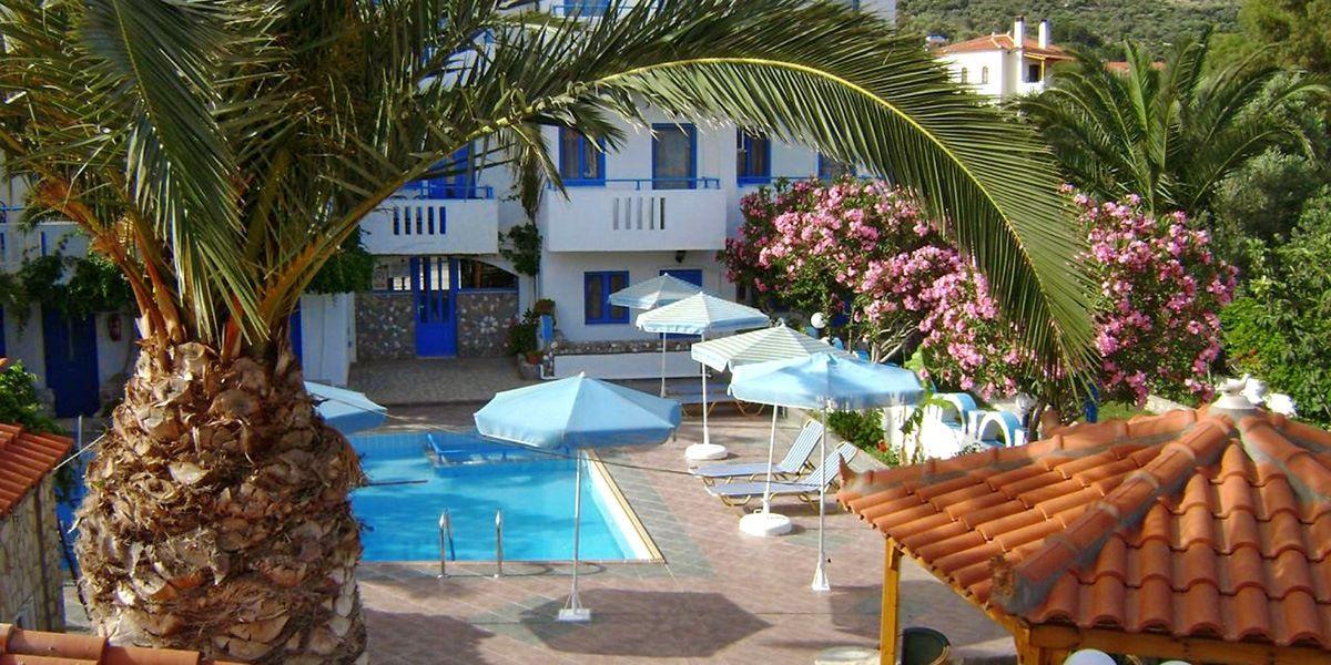 hotel Chris Apartments