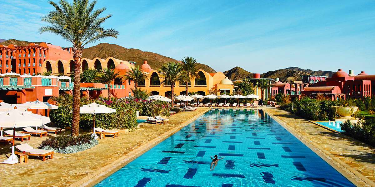 hotel Miramar Resort Taba Heights