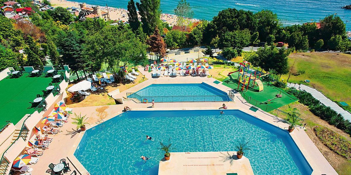 hotel Sunshine Magnolia & Spa