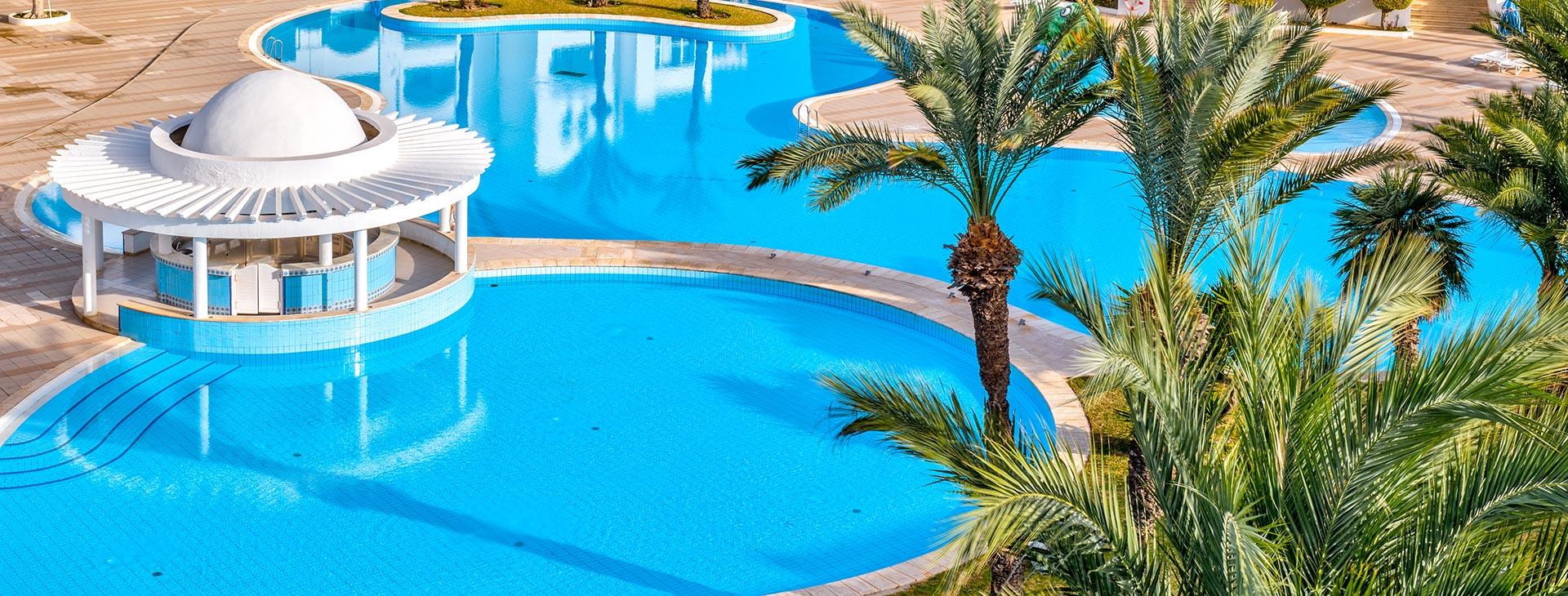 hotel Mahdia Palace