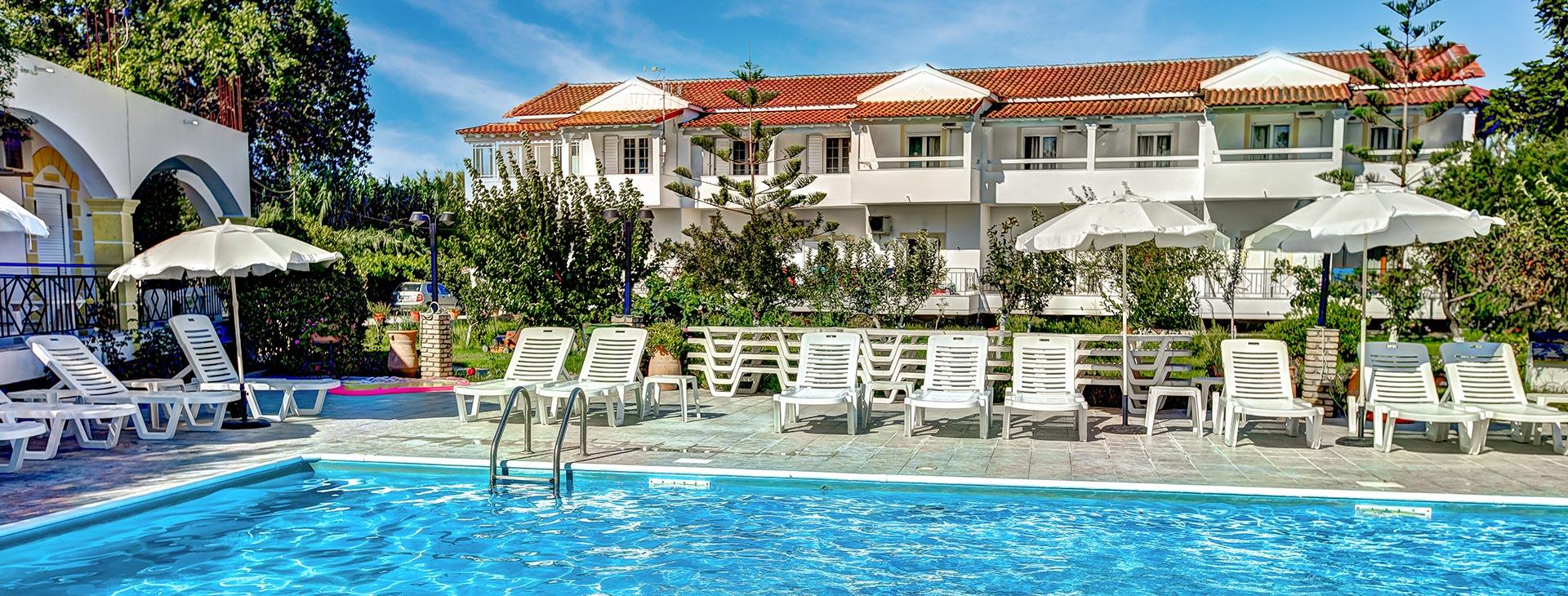 hotel Daskalos Complex