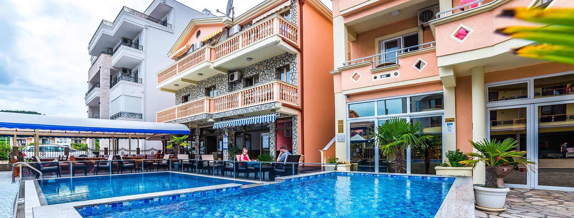 hotel Villa Primafila