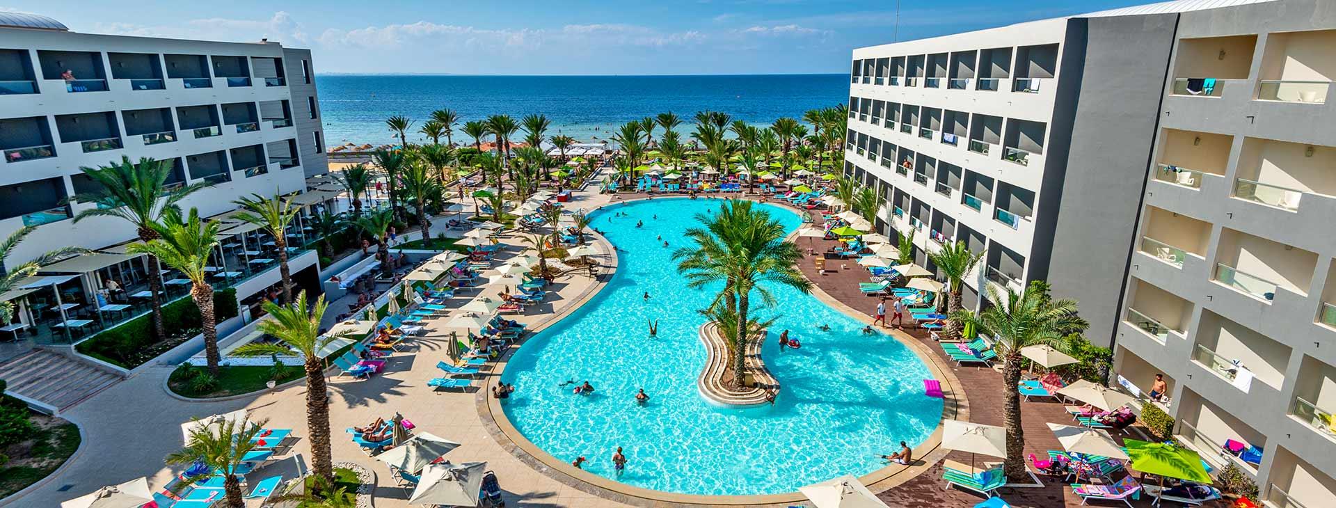 hotel Sentido Rosa Beach Resort
