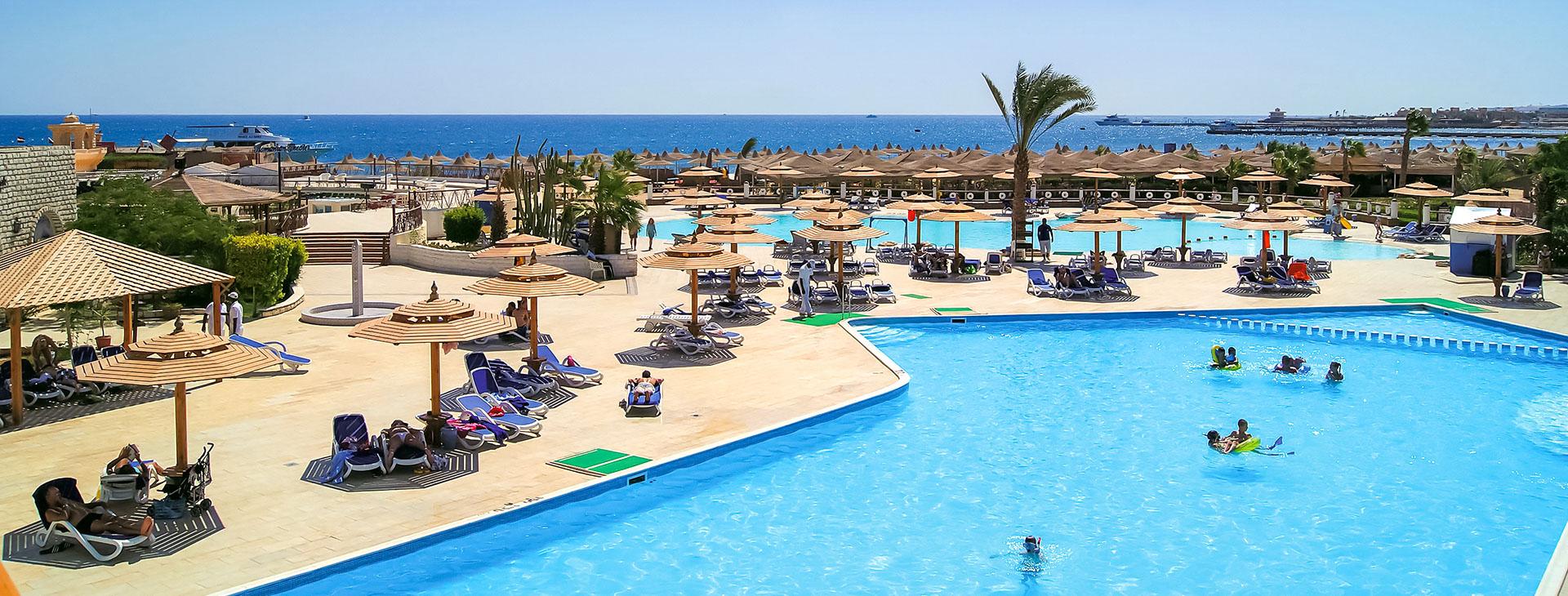 hotel Aladdin Beach