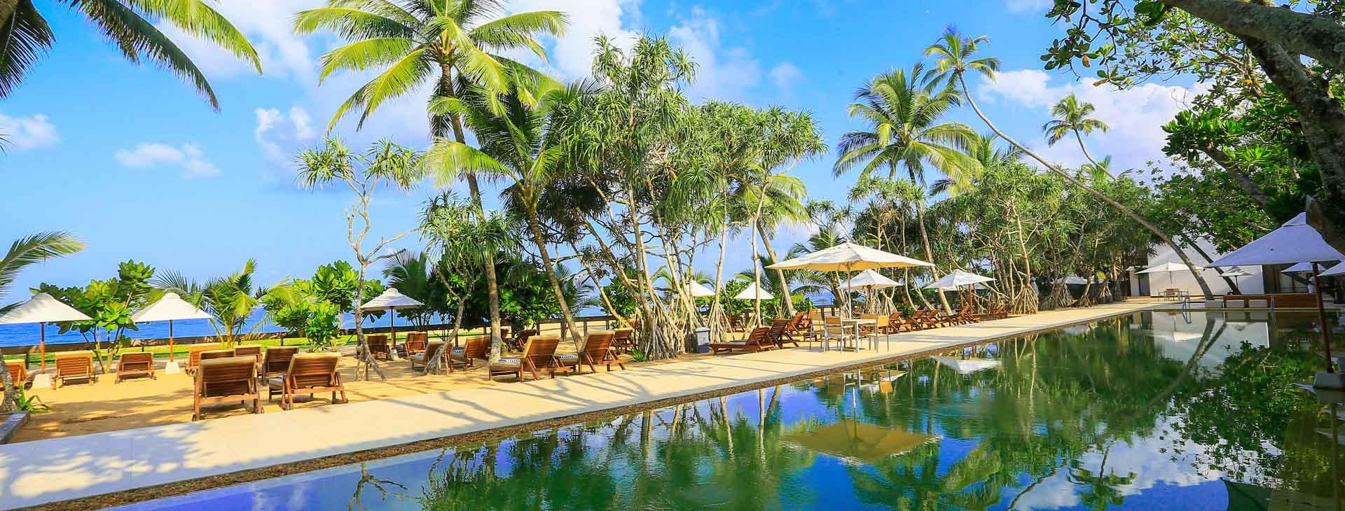 Pandanus Beach Resort and Spa (ex Emerald Bay) Sri Lanka Południowa Prowincja