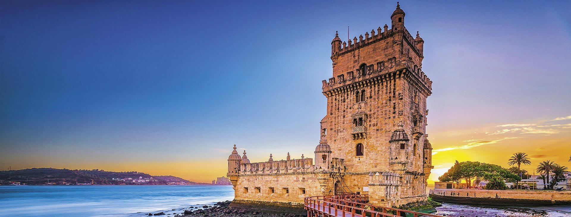 wycieczka objazdowa Tam Gdzie Kiedyś Kończył Świat - Portugalia i Gali