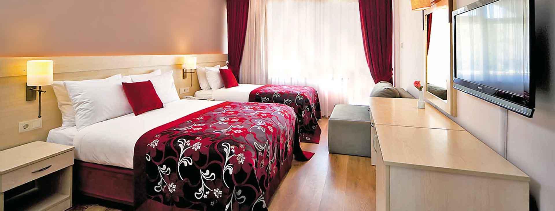hotel Club Bella Sun