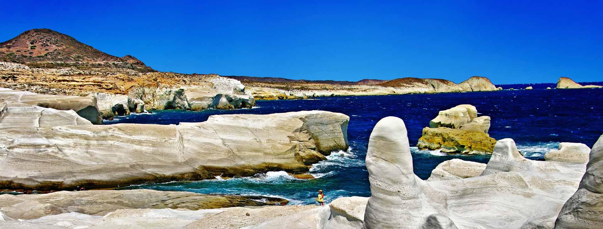 wycieczka objazdowa Skąd Pochodzi Wenus? - Santorini - Milos - Mykonos