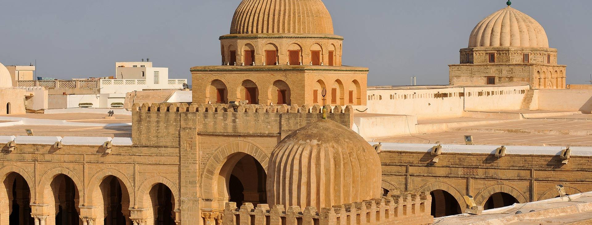 wycieczka objazdowa Tunezja - Gorąca Jak Samum