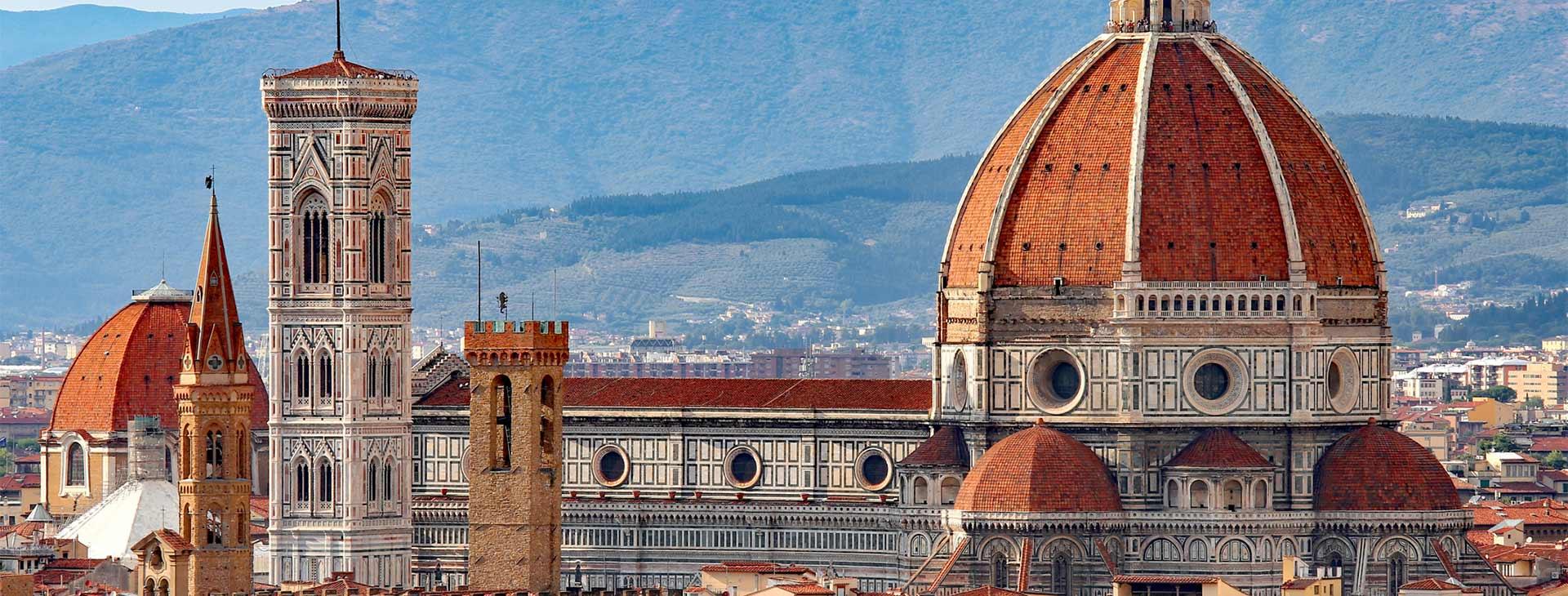 Florencja - Z pasji życia, z miłości do sztuki Włochy Wyc. objazdowe