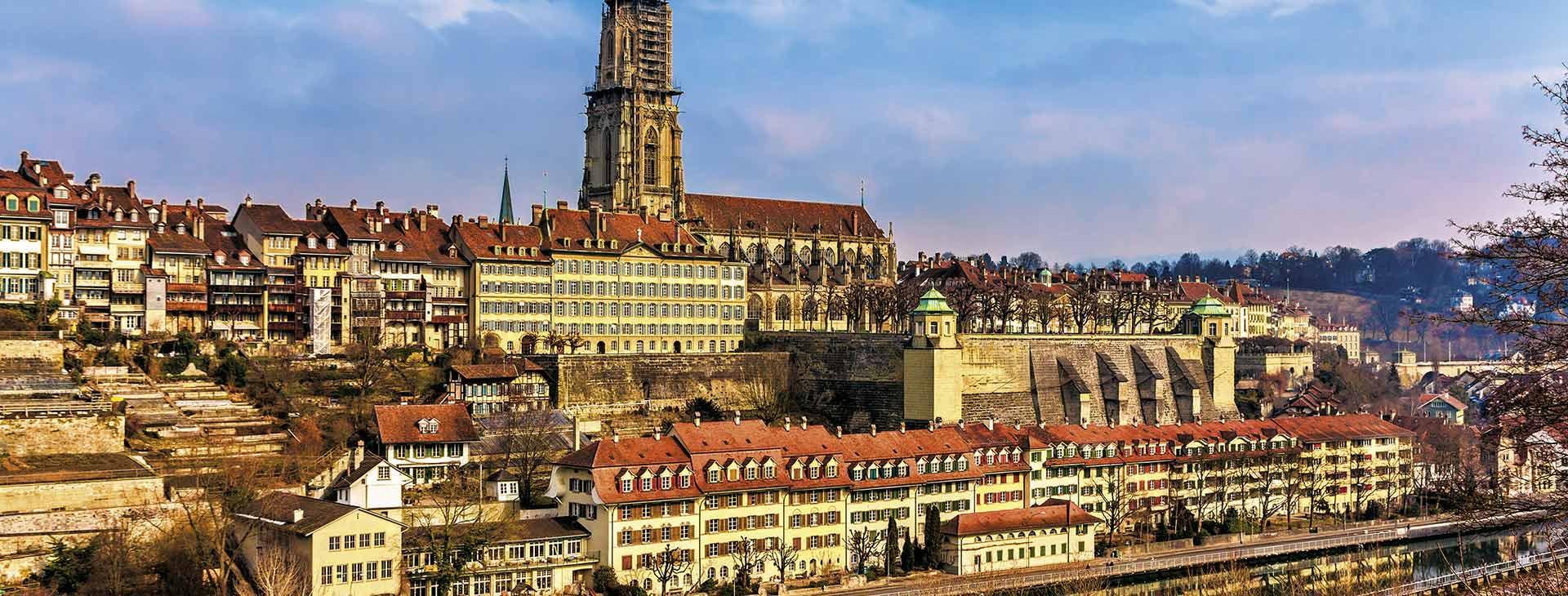 wycieczka objazdowa Szwajcaria - z Dachu Europy