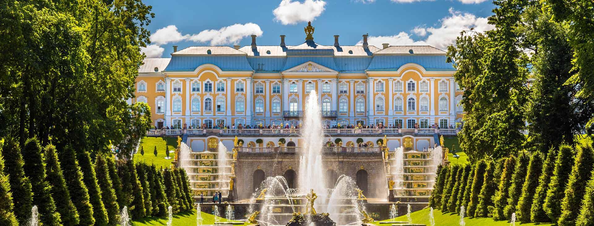 wycieczka objazdowa Sankt Petersburg i Moskwa - Carskie Korony