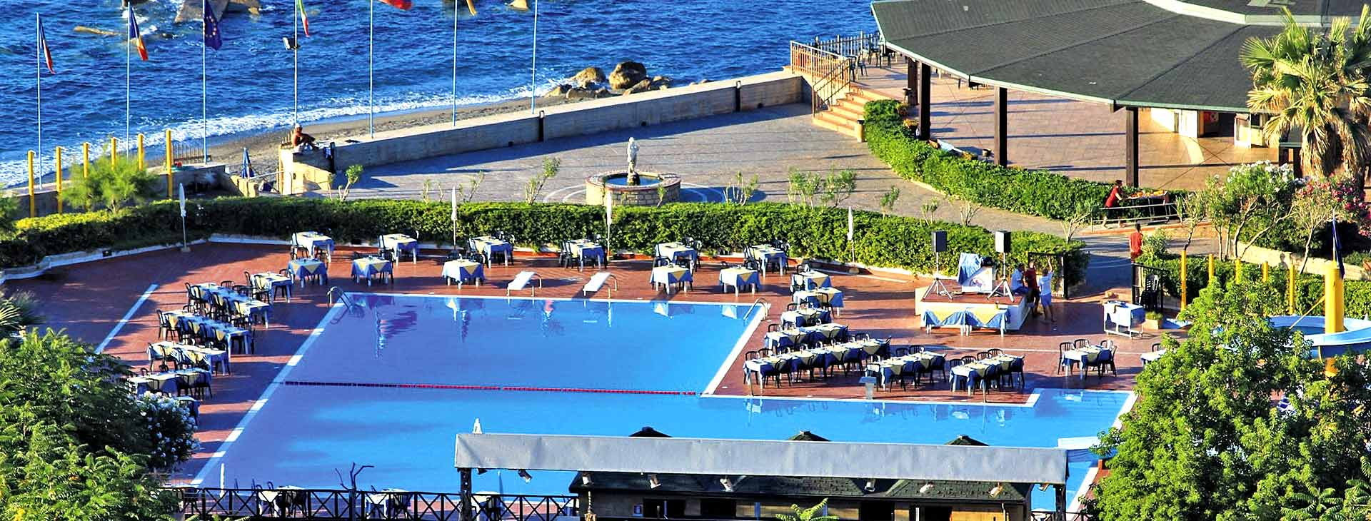 hotel Villaggio Club Calanovellamare