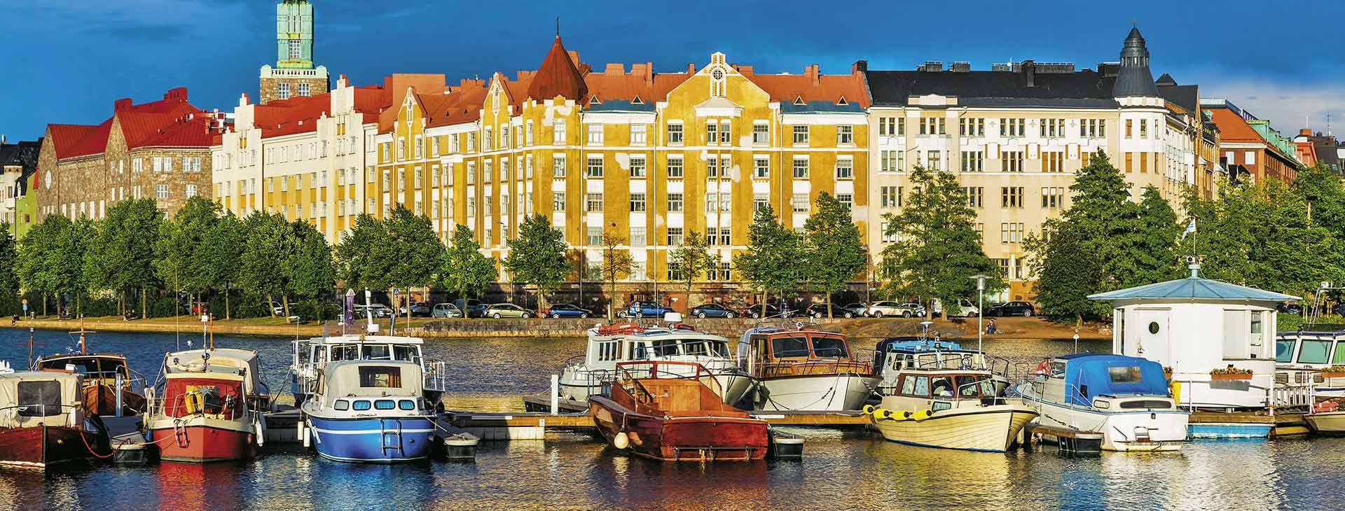 wycieczka objazdowa Szwecja i Finlandia - Natura i Kultura