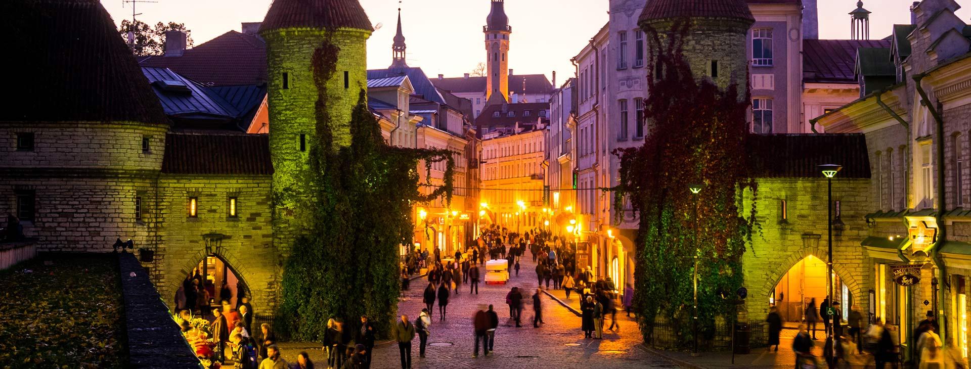 Wilno-Ryga-Tallin-Troki - Nadbałtyckie stolice
