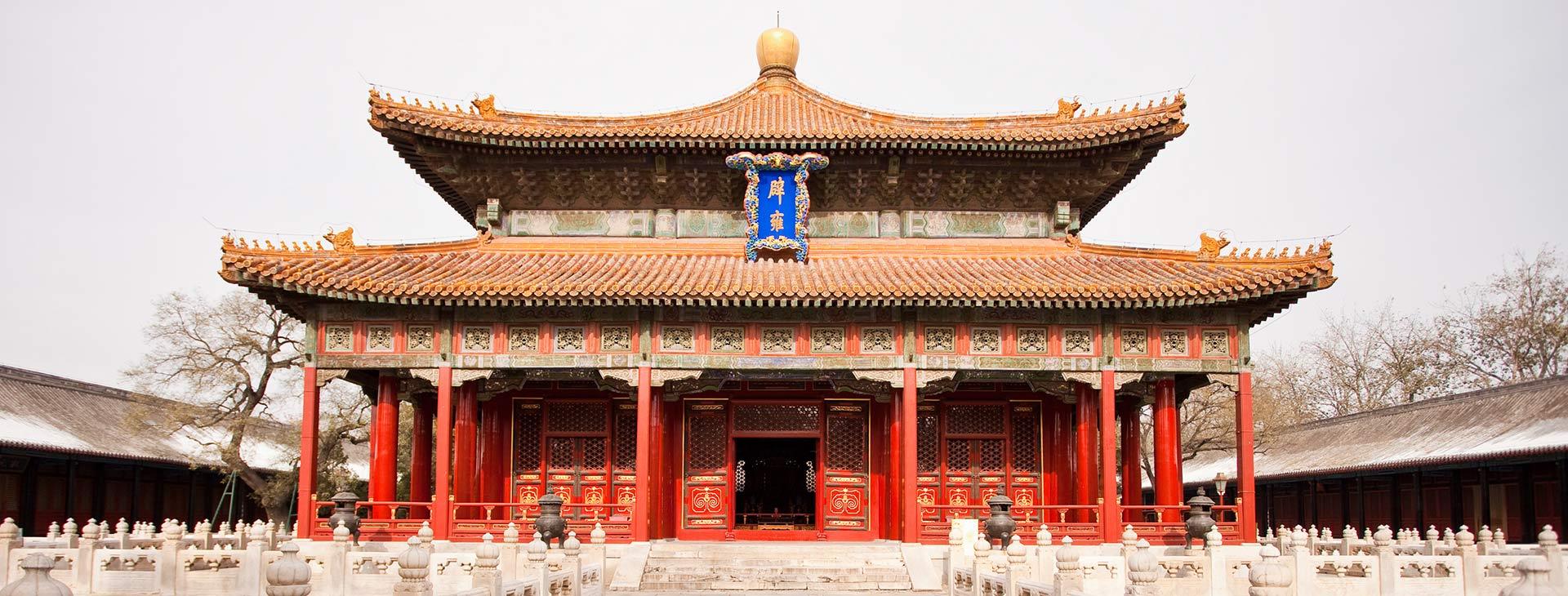 wycieczka objazdowa Chiny - Orientalny Express