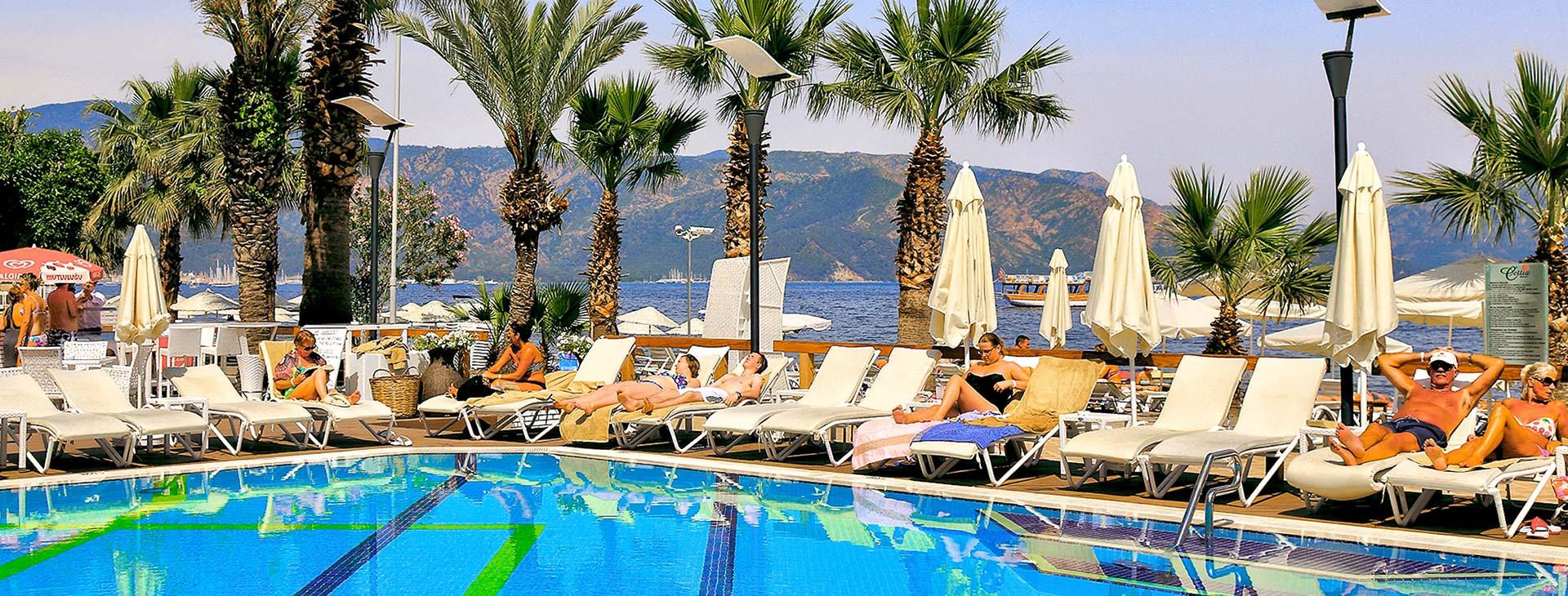 hotel Cettia Beach