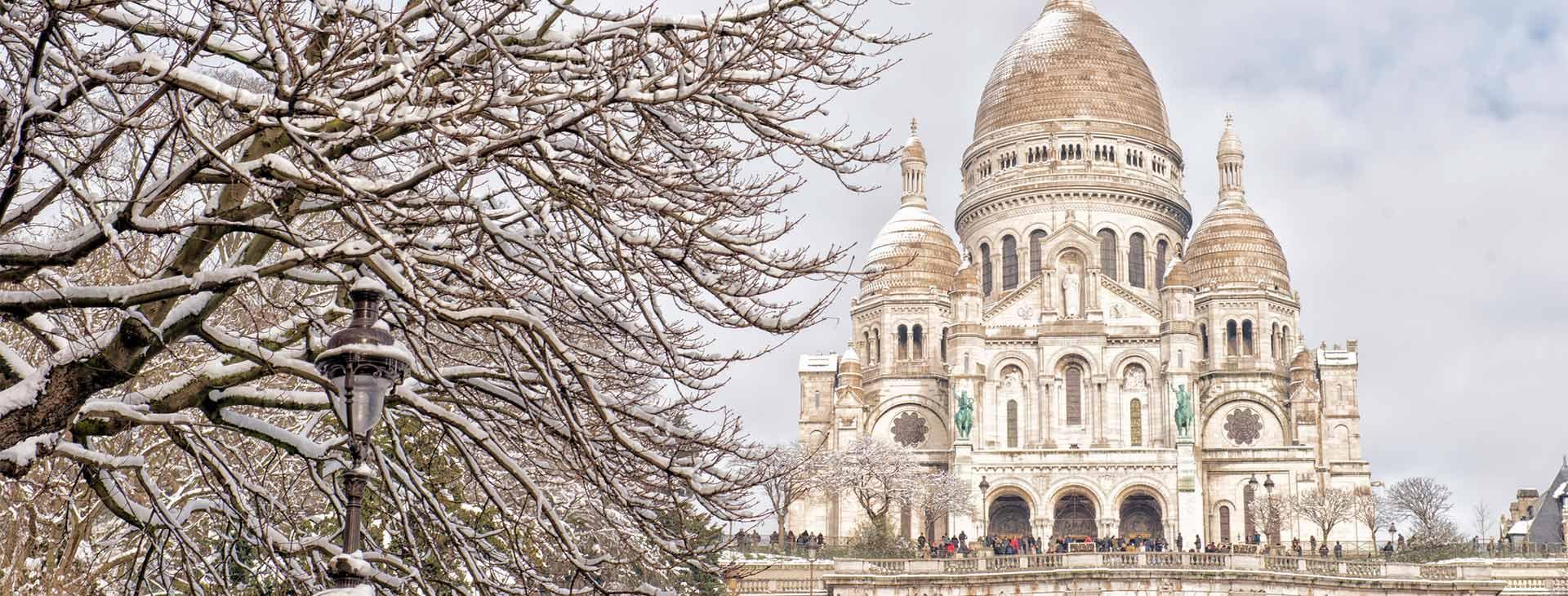 Paryż - Sylwester na Polach Elizejskich
